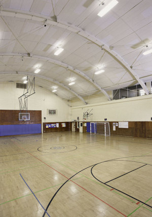 gymnasium lighting maintenance san francisco, san bruno